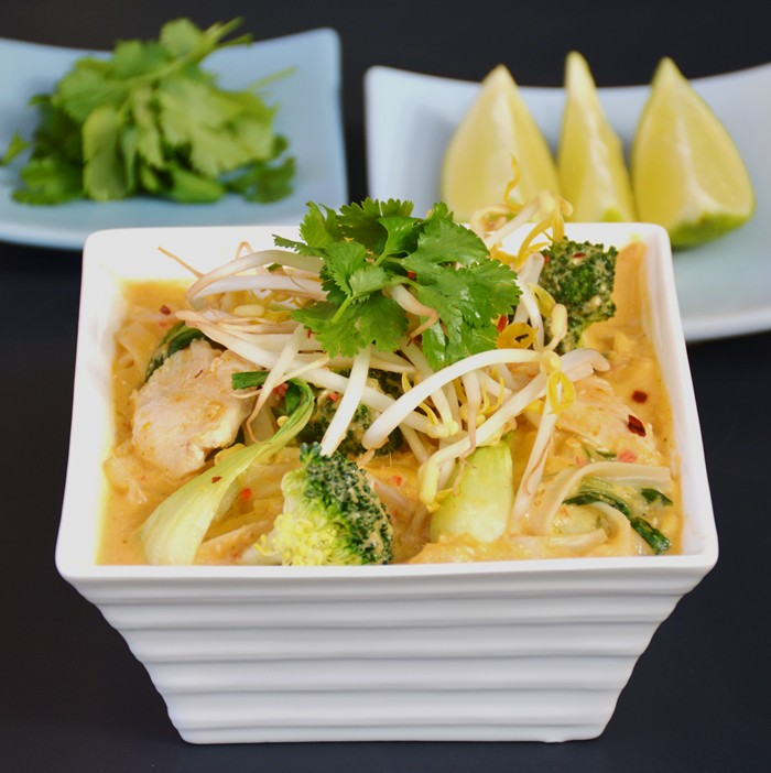 Simple Thai Chicken Curry